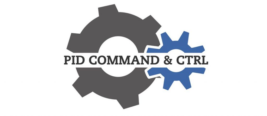 PID command & Ctrl software logo