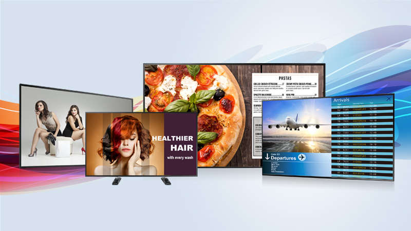 Digital Signage Display, How to Choose?
