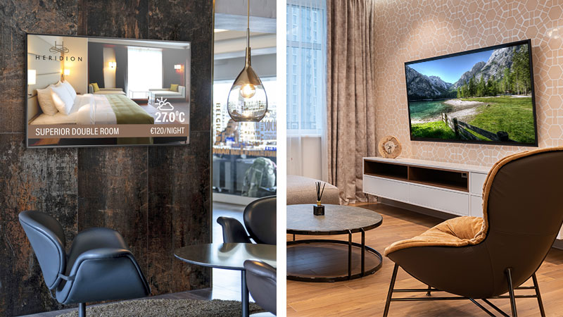 Commercial Display or Consumer TV? A Professional Buyer's Guide