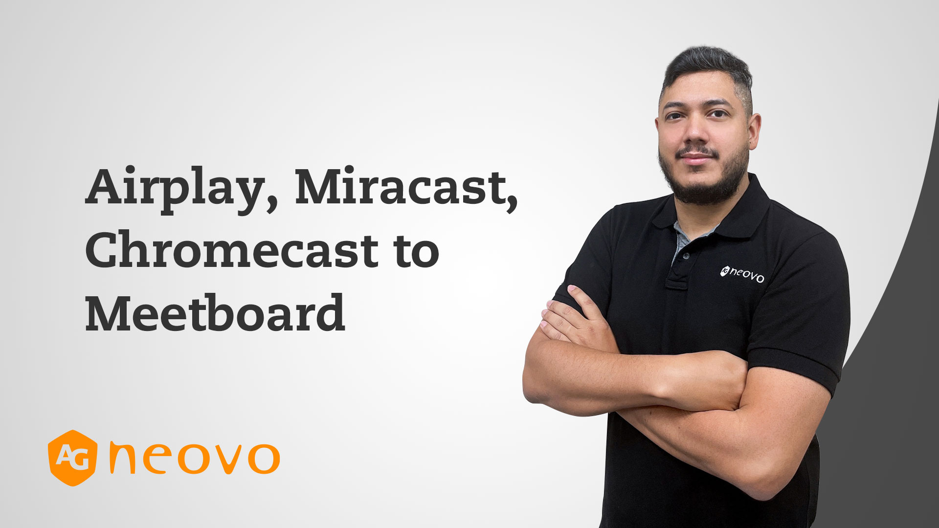 Tips: Screen Sharing & Wireless Presentation on Meetboard Interactive Display