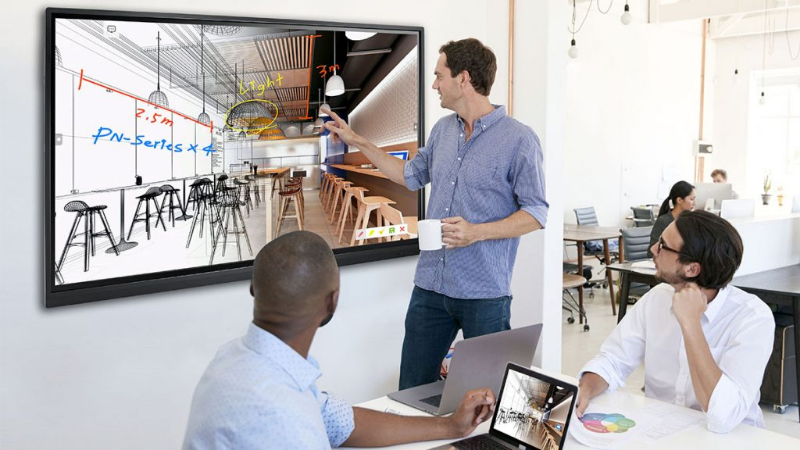 How to Choose the Best Interactive Displays for Business?