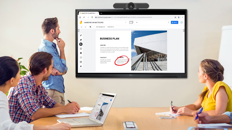 What Is the New Wireless Presentation Solution for Conference Room?