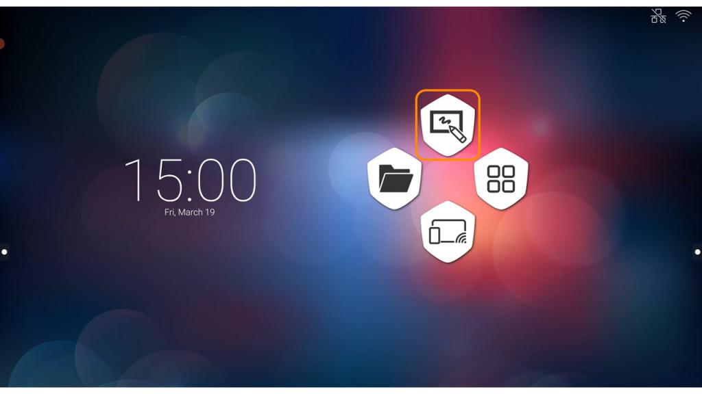 Meetboard home screen launcher